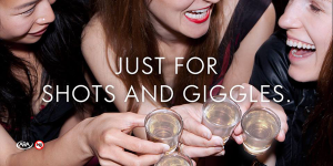 absolut shots 7 giggles