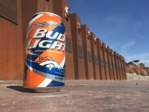 bud light broncos