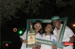 jas bots all white party