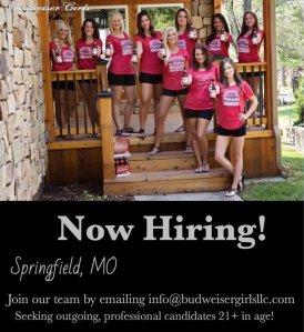 bud girls hiring tw 15716