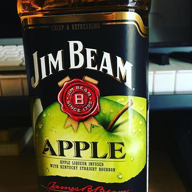 Drink Using Jim Beam Apple