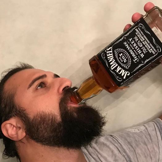 jack daniels beard