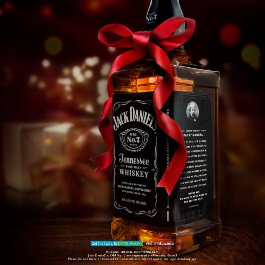 jd drinkaware festive