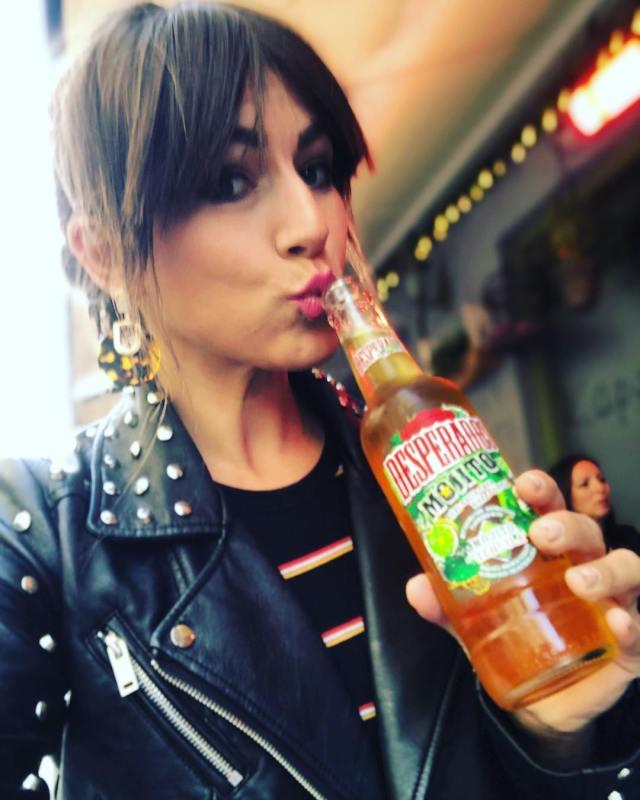 Mrsgadiz Selling Desperados For Heineken Canceraware