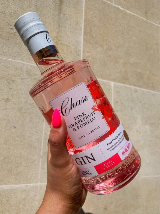 chase gin pink