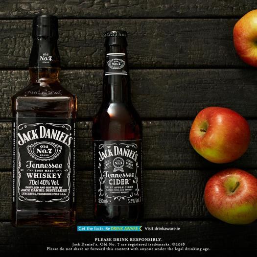jack daniels cider drinkaware