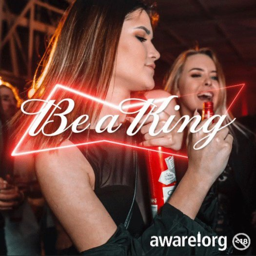 budweiser sa aware trgeting women