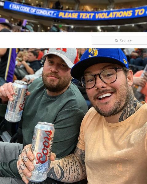 """Screenshot_2019-12-06 SAVAGE on Instagram """"•• Bron Bron Coors equals the greatest man date in history‼️•• coors_light_offic[...]"""