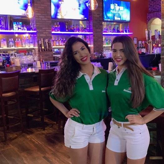 heineken gastro bar girls